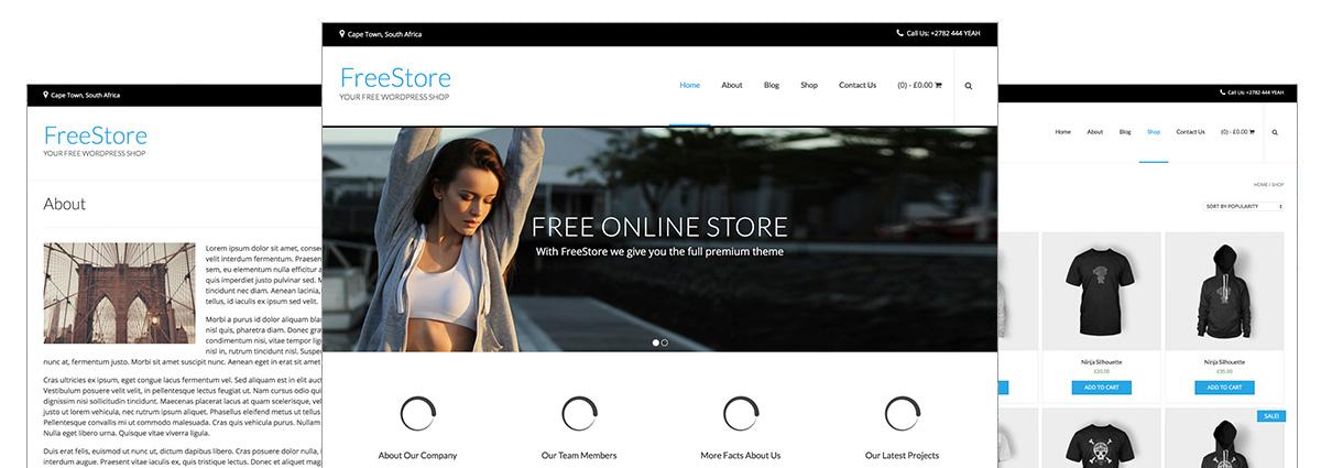 FreeStore – Kaira