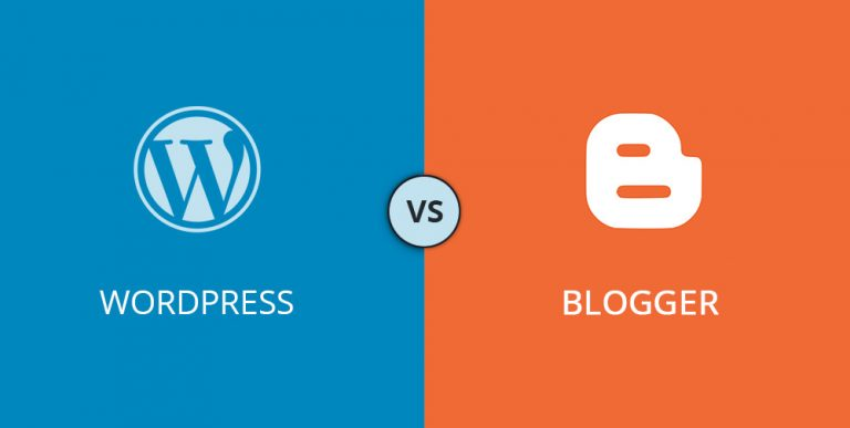 WordPress VS Blogger: Discover Which Platform Is Perfect For You