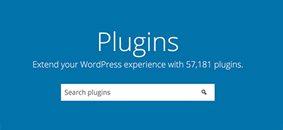 Search for WordPress Plugins on WordPress.org