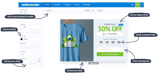 OptinMonster - The best WordPress Marketing Plugin